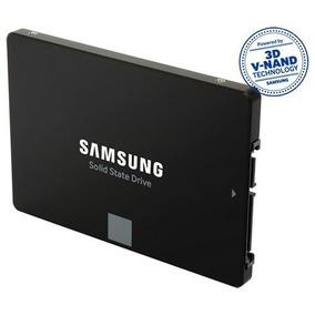 Hd Ssd Samsung 850 Evo Series 250gb Sata 3 6gb/s - 3d V-nand