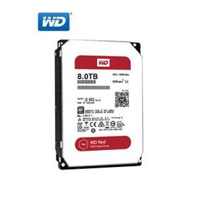 Wd Disco Duro Western Digital Red Wd80efzx, 8tb, Sata 6.0 Gb