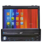 Dvd Midi 7027 7 Polegadas Gps Tv Digital E Bluetooth