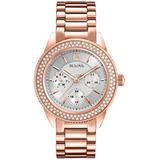 Reloj Bulova Mujer Ref: 97n100 Rose -gold