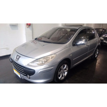Peugeot 307 2.0 Hdi Xs Premium Cuero Full Permuto Financio!