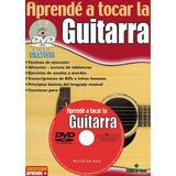Aprende A Tocar Guitarra Revista+dvd+canciones (vol 1 Y 2)
