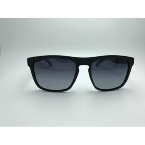 Óculos De Sol Ray-ban Masculino Quadrado