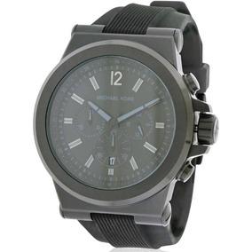 Reloj Cronógrafo Michael Kors Mk8152 P/hombre, Color Negro