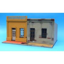 Serie Hogares Argentinos- Dos Casas Chicas - Nvm Hobbies -h0