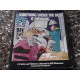 Something Under The Bed Calvin & Hobbes Watterson En Ingles