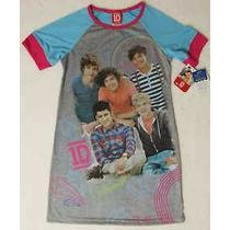 Batas Y Pijamas One Direction Originales Importadas De Usa