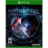Juego Resident Evil Revelations Xbox One Ibushak Gaming