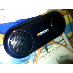 Corneta Amplificada Digicom Mp3 Mp4 Ipod Iphone Radio Nuevas
