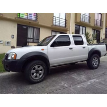 Nissan Frontier Doble Cabina 4x4 Diesel