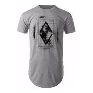 Camisetas Grandes Tamanhos Especiais Estampada Plus Size