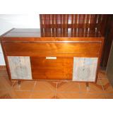 Consola Alemana Con Radio Y Tornamesa Antigua