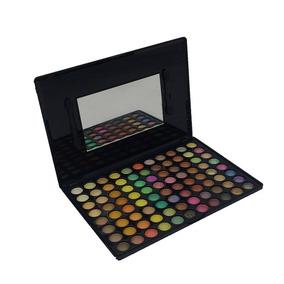 Kit De Maquiagem Com 88#6 Sombras + Frete Grátis