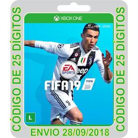 Fifa 19 2019 Xbox One - Código 25 Dígitos
