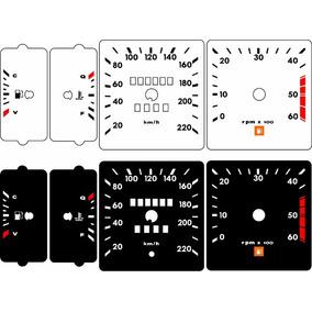 Opala Caravan Cod686v220 Translucido P/ Painel 85 86 87