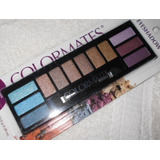 Paleta Sombras Shimmer Colormates Garden Party 8109