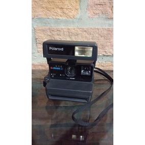 Máquina Fotográfica Polaroid 636