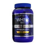 Whey Isolate Nutraceutics 908 Grs