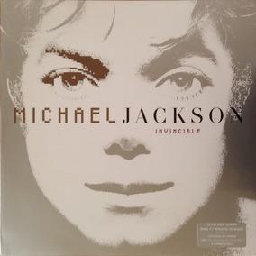 Michael Jackson Invincible Vinilo Doble 2 Lp Nuevo En Stock