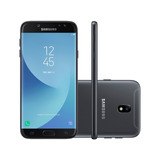 Smartphone Samsung Galaxy J7 Pro 64gb Dual 5,5 Chip 4g Preto