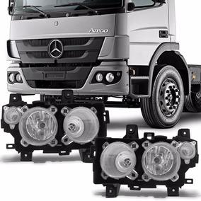 Par Farol Caminhão Mercedes Benz Atego 2013 2014 2015 2016