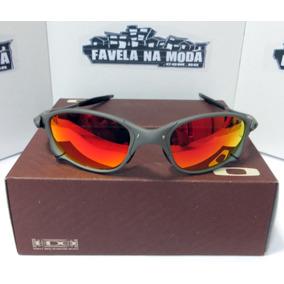 3b03a4a48966f Oakley Monster Dog (lentes E Arma o Descascando) Na Caixa - Óculos ...