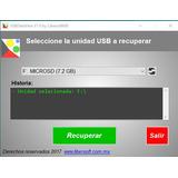 Usbdataview - Recuperar Archivos Ocultos Por Virus En Usb