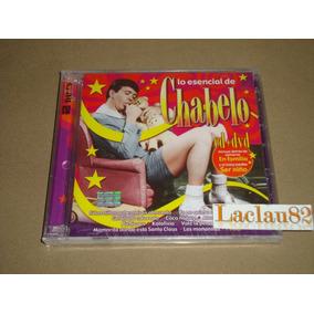 Chabelo Lo Esencial 2007 Sony Cd + Dvd Nuevo