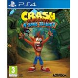 Crash Bandicoot Trilogy Ps4 Primaria | Reputación 100