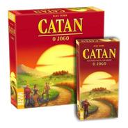 Combo Catan O Jogo + Expansão 5/6 Jogadores - Grow