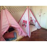 Barraca Infantil Tenda Toca Cabana Festa Do Pijama Cabana