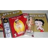 Coleção Boneca Betty Boop Personagens - Ed. Salvat