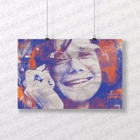 Pôster 40x60 Janis Joplin