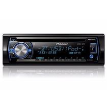 Radio, Cd`s, Mp3, Usb, Ipod/iphone Pioneer Dehx-6550bt