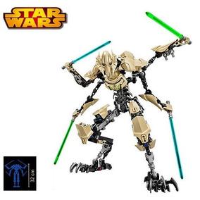 Star Wars General Grievous Compatível Grande P. Entrega
