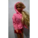 Prendas Tejidas Exclusivas Para Muñecas Barbie O Similares
