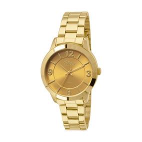 Relógio Condor Feminino Braceletes Co2035kop/4d Original