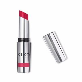 Batom - Unlimited Stylo - Kiko - Cor 03 Hibiscus Red