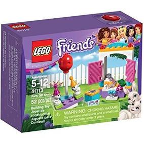 Juguete Tienda De Regalos De Lego Lego Amigos Fiesta Con Lo