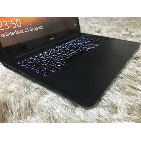 Notebook Dell Gamer I7 15,6 Touch Fullhd 16gb Ram Radeon 2gb