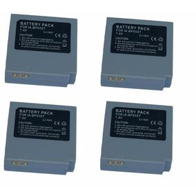 Kit 4 Baterias Ia-bp85st Para Cámara Digital Samsung