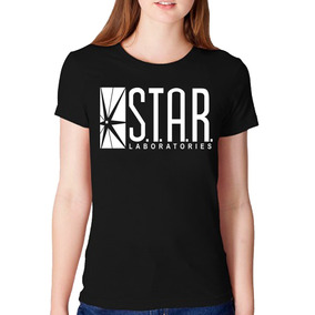 Remera Star Laboratories Flash Somos Local En Caballito!