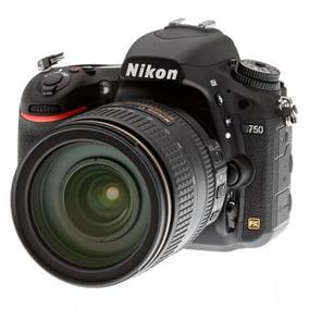Camera Nikon D750 Kit 24-120mm Preto