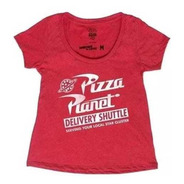 Pizza Planet Delivery Mujer