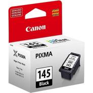Cartucho De Tinta Canon Pg-145 Preto - Pixma Mg2410 / Mg2510