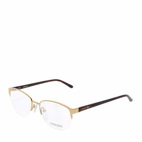 Victor Hugo® Óculos Receituário Grau Dourado Marrom Original
