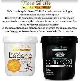 Carboxi Therapy Botox1kg+lipo Oriental Legend Nova Delle