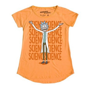Focus On Science Mujer