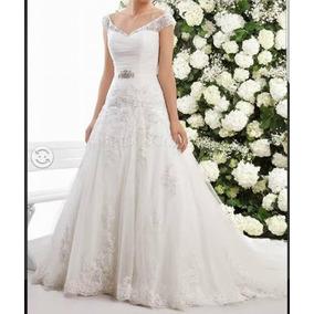 Vestido De Novia Cristal Essence Ivory, Corte Princesa