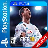 Fifa 18 Ps4 Fifa 2018 Ps4 Digital Juego Ps4 Envio En Minutos